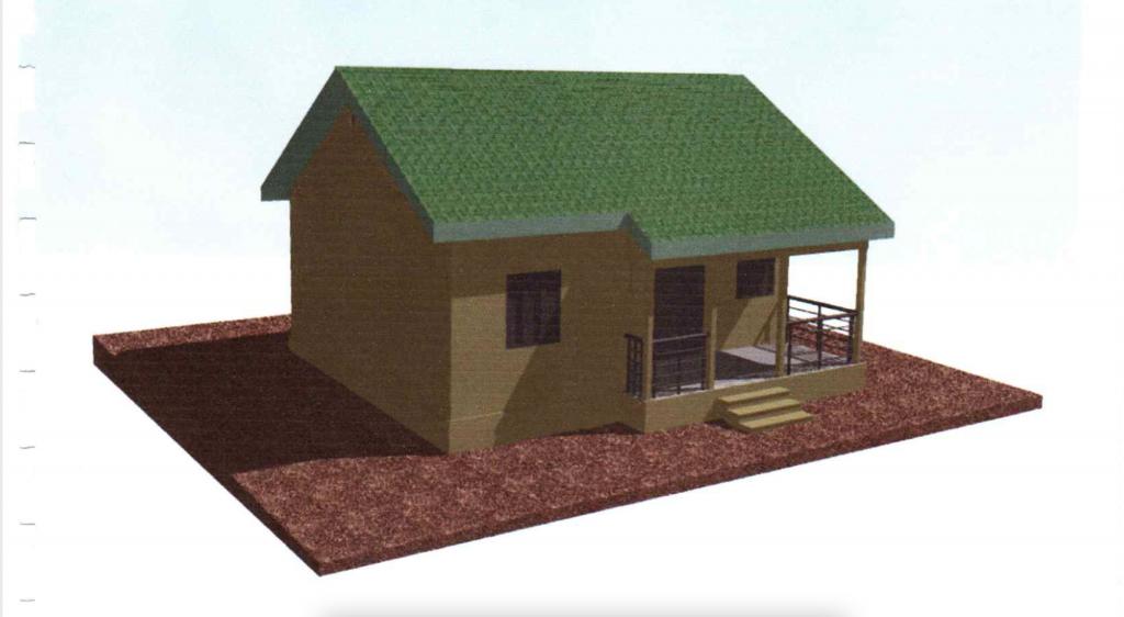 Clinic Floor Plan 1