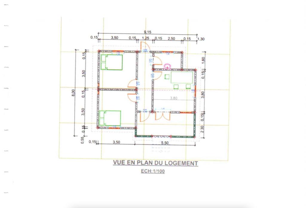 Clinic Floor Plan 10